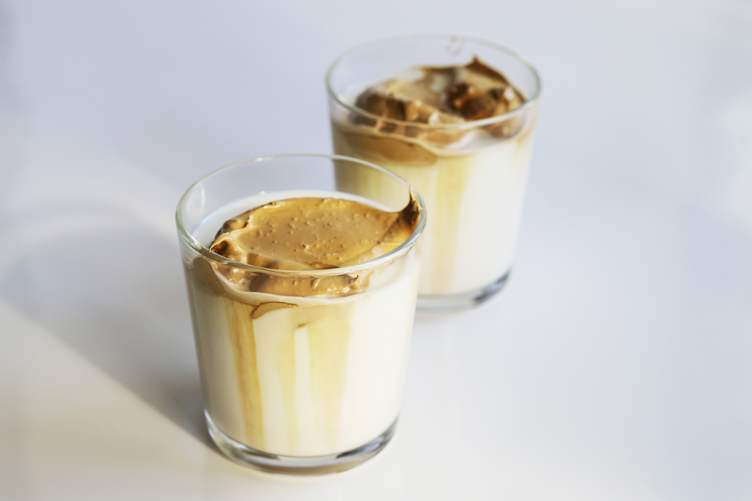 Dalgona Coffee, recette virale, Getty Images