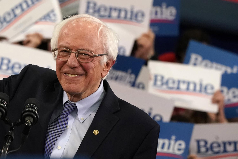 Bernie Sanders, Belga