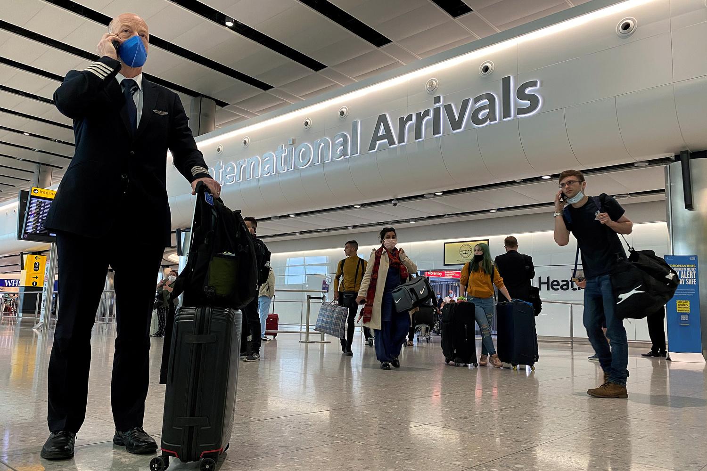 Aéroport d'Heathrow, Reuters