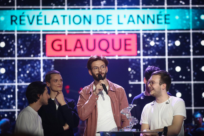 Glauque, révélation de l'année, BELGA PHOTO VIRGINIE LEFOUR