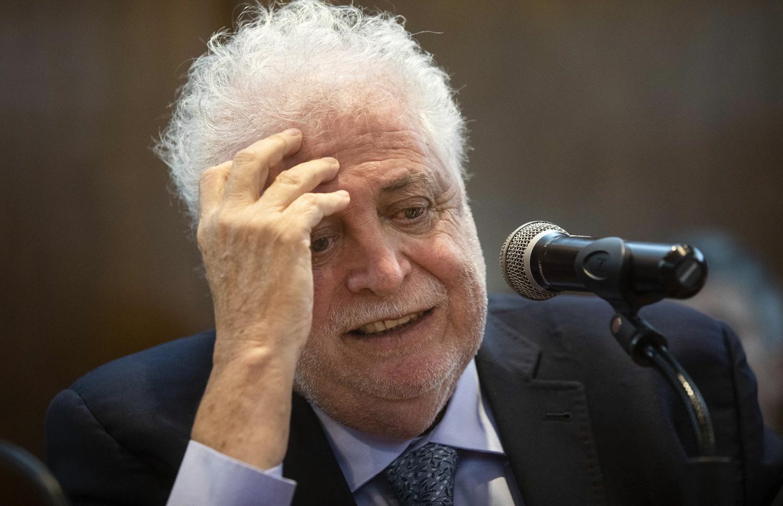 Ginés González García, Reuters
