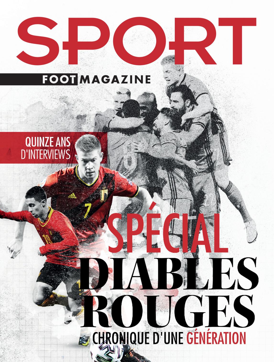 15 ans d'interviews de légende., Sport/Foot Magazine