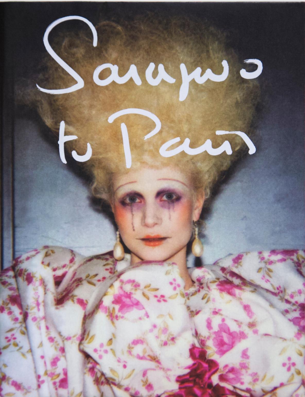 Sarajevo to Paris: cover van het boek van Marleen Daniëls, Marleen Daniëls