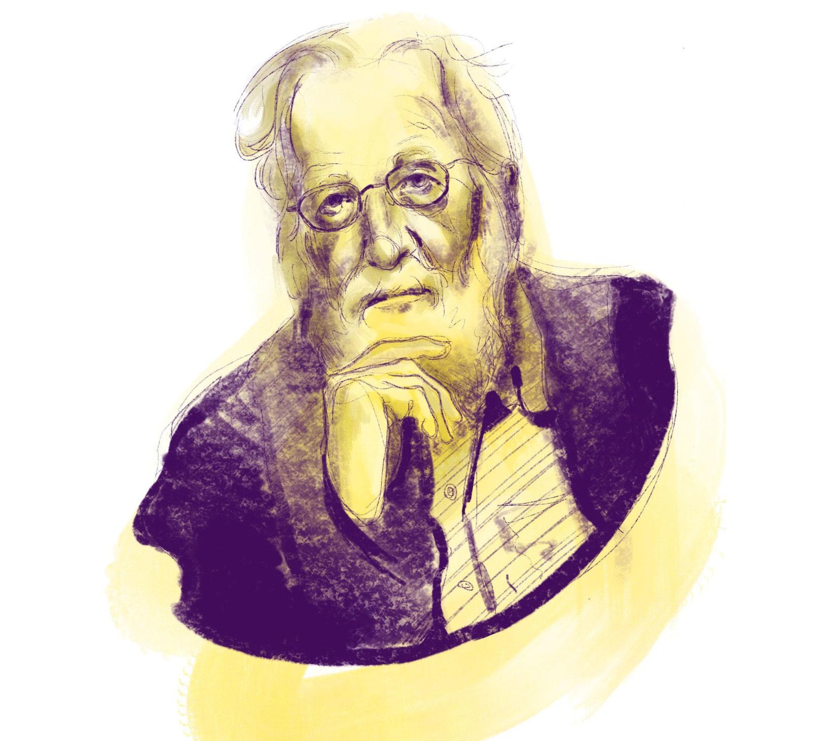 Noam Chomsky, Justine Lambrechts