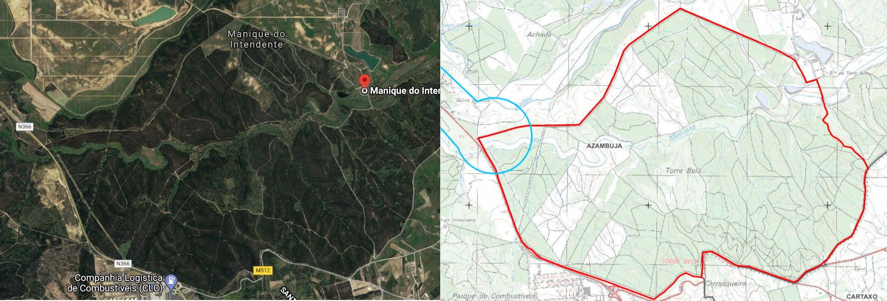 Google Maps/Participa