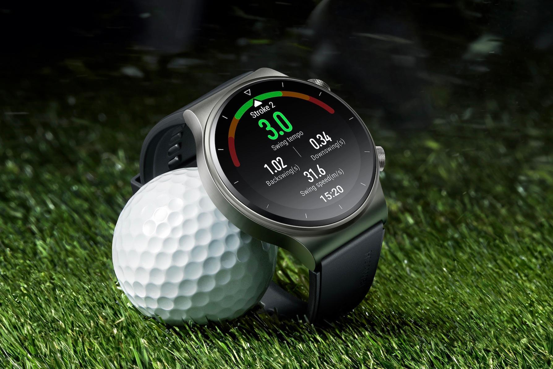 De Watch GT2 Pro., Huawei