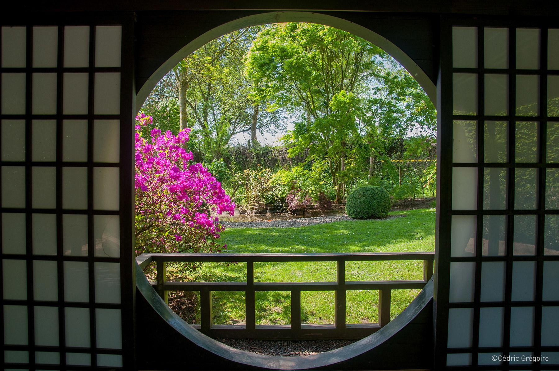 Les jardins thématiques de Bambois, Cedric Gregoire