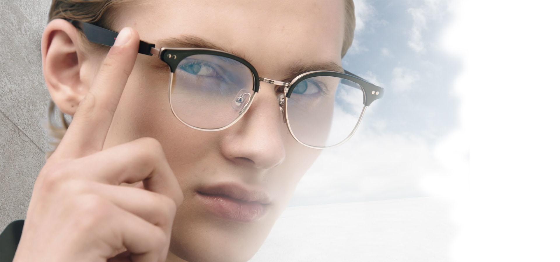 Gentle Monster, de slimme bril van Huawei., Huawei