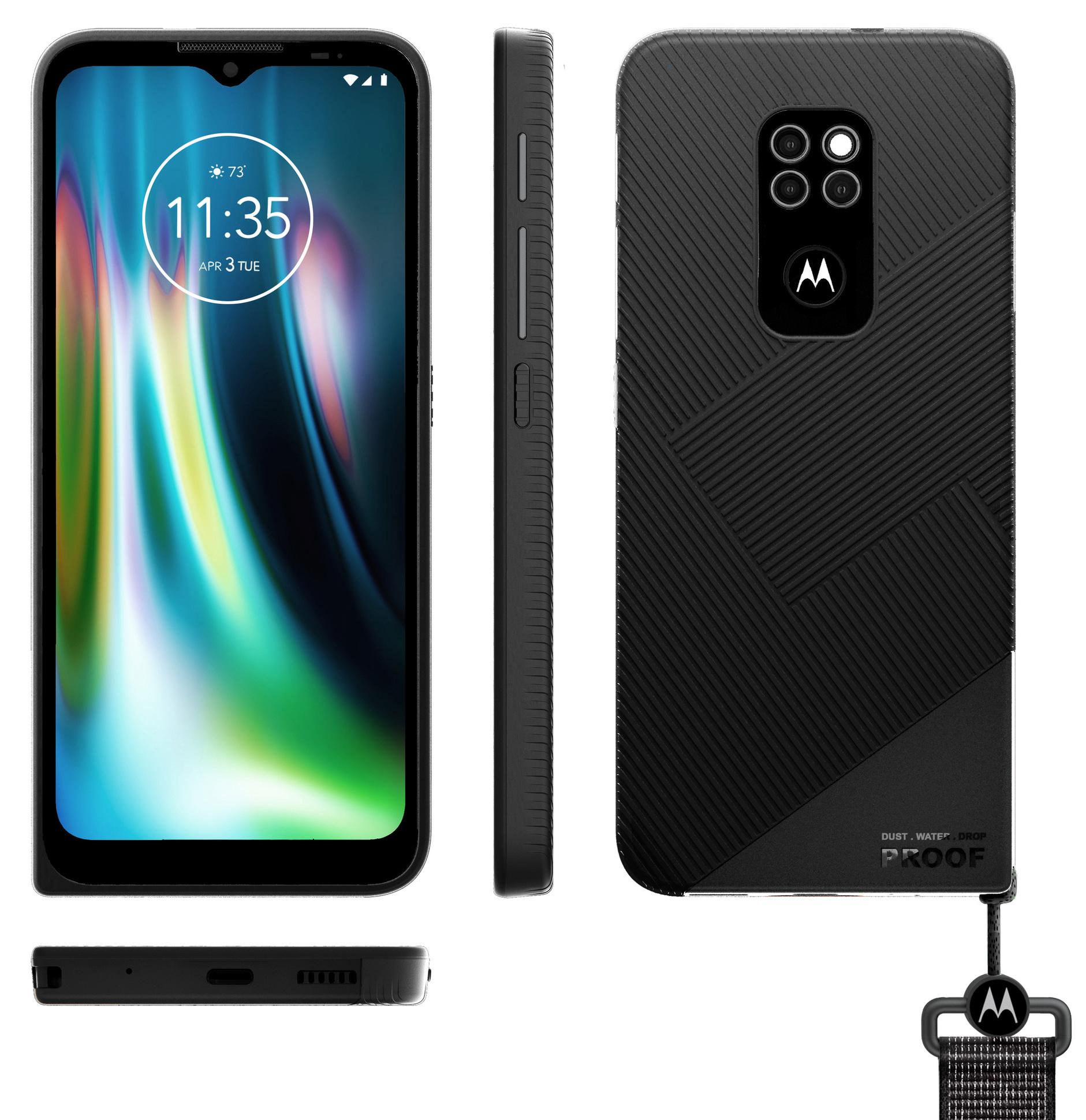 Le Defy ultra-robuste., Motorola