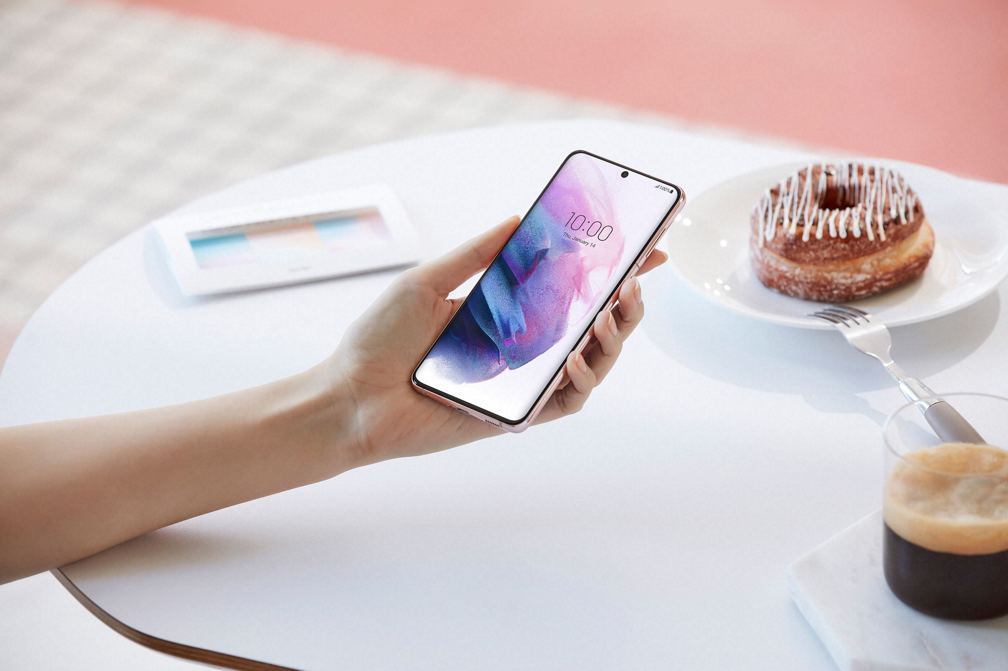 Samsung Galaxy S21+, Samsung