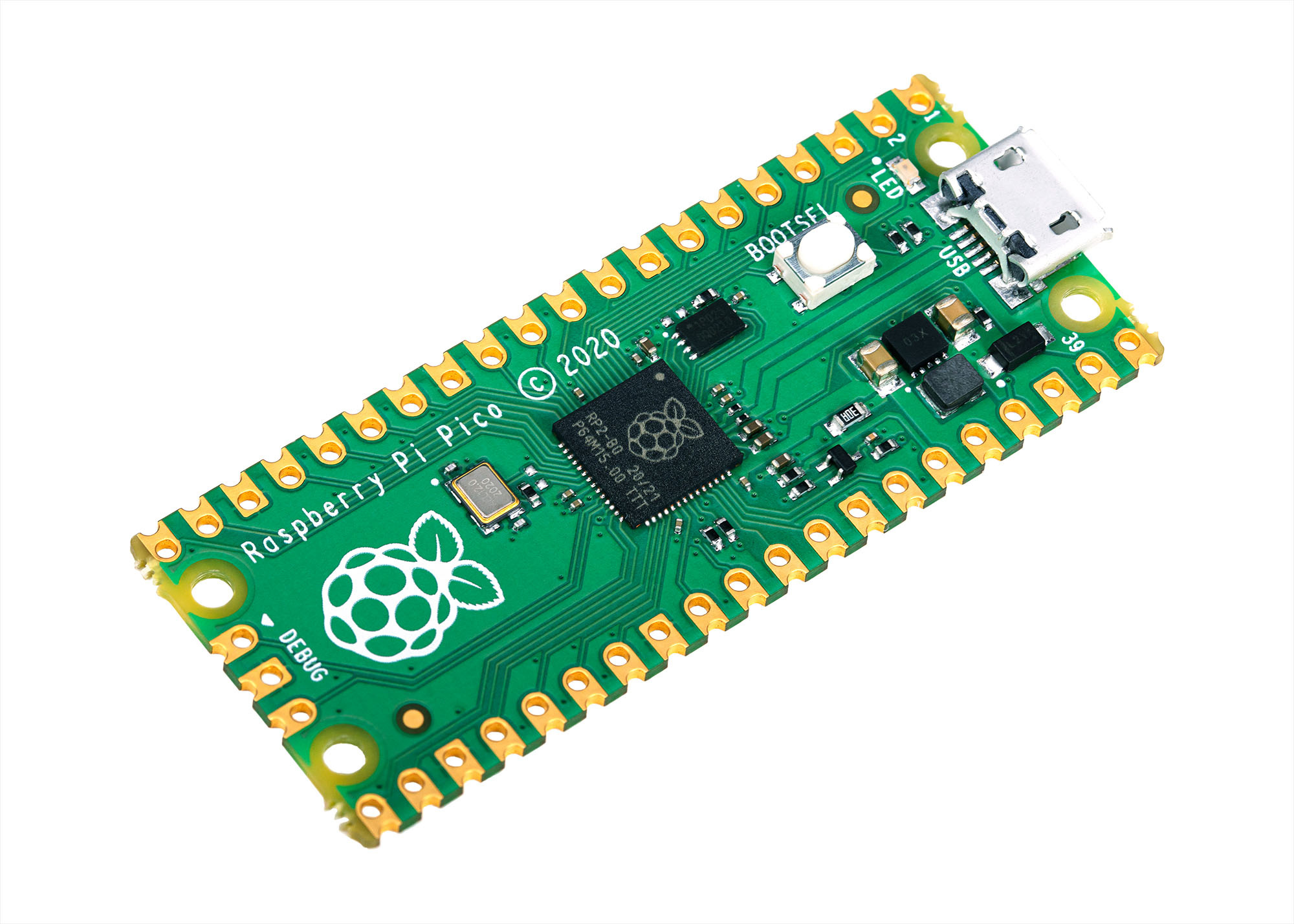 Raspberry Pi Pico, Rasperry Pi Foundation