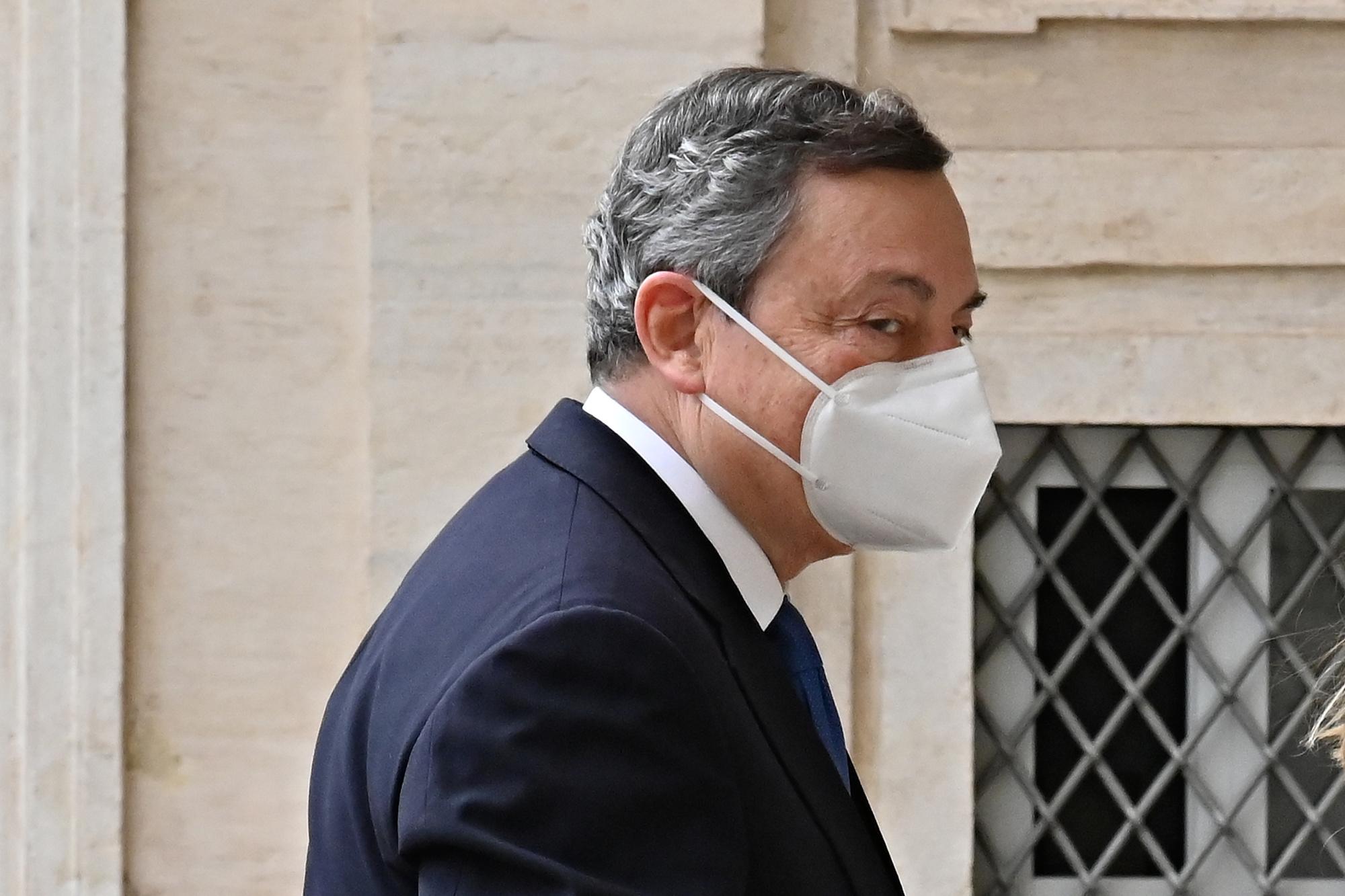 Mario Draghi, BELGAIMAGE