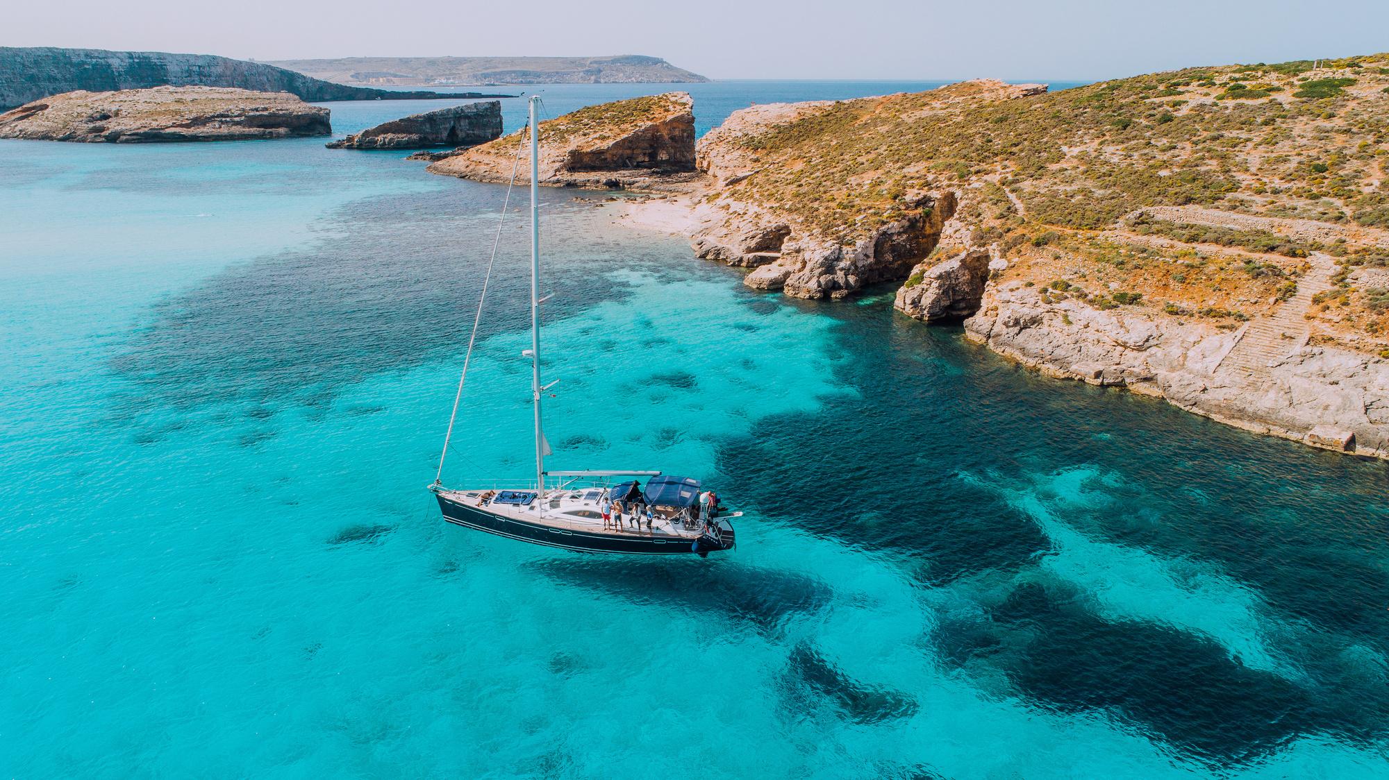 Blue Lagoon, Visit Malta
