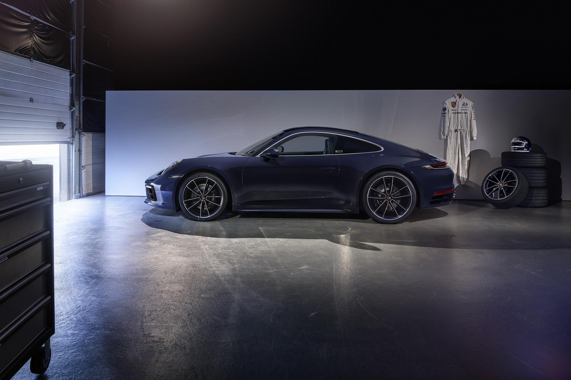 Porsche 911 Carrera 4S 'Belgian Legend Edition', /