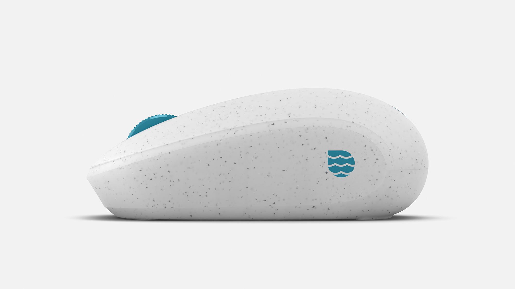 Ocean Plastic Mouse, Microsoft