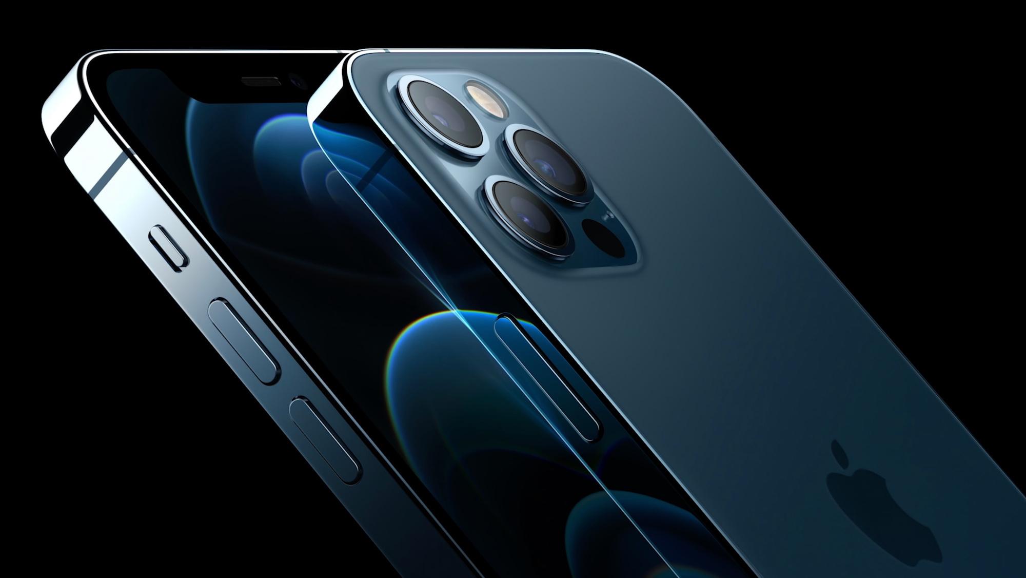 De iPhone 12 Pro., Apple