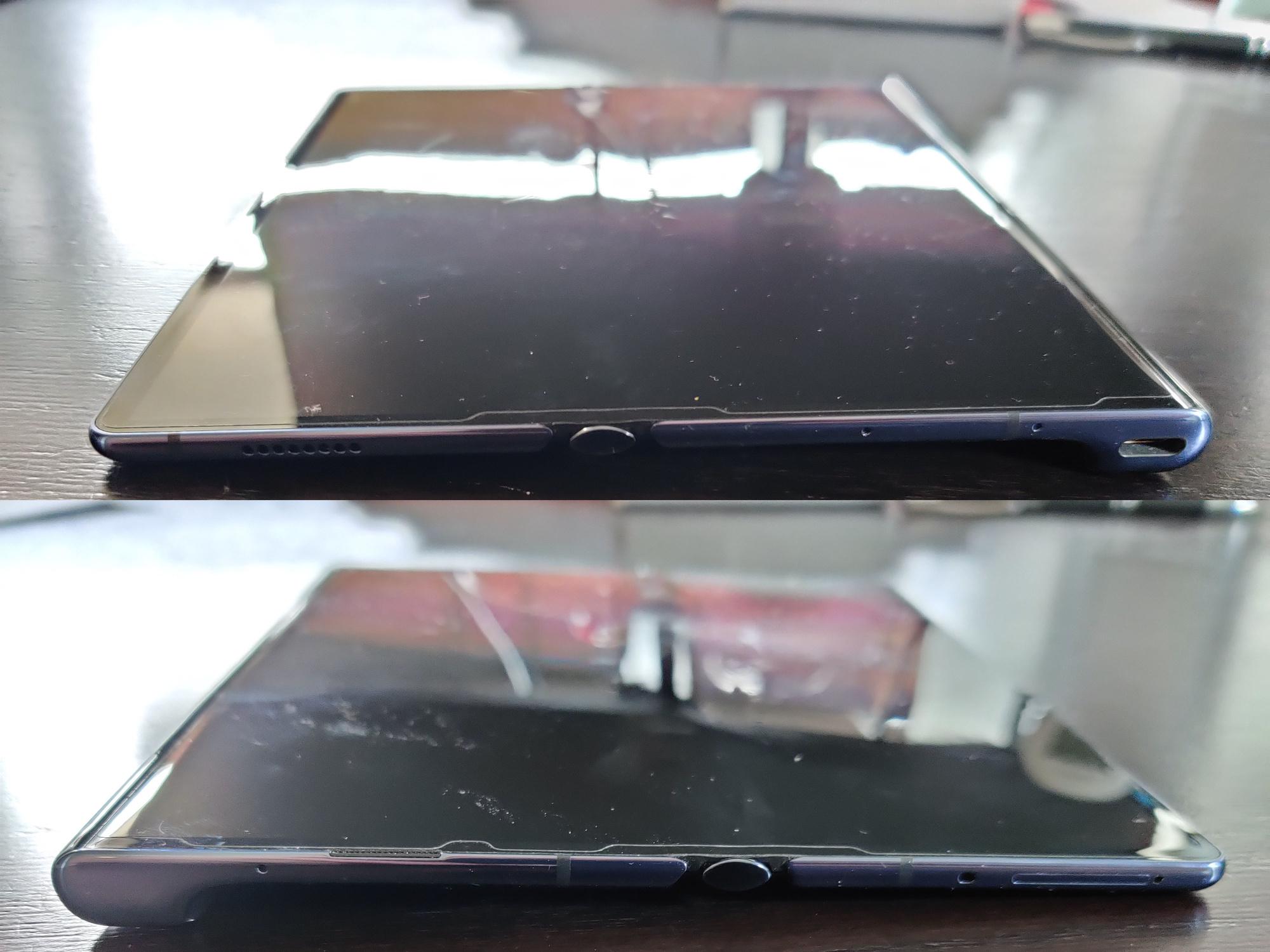Huawei Mate X, PVL