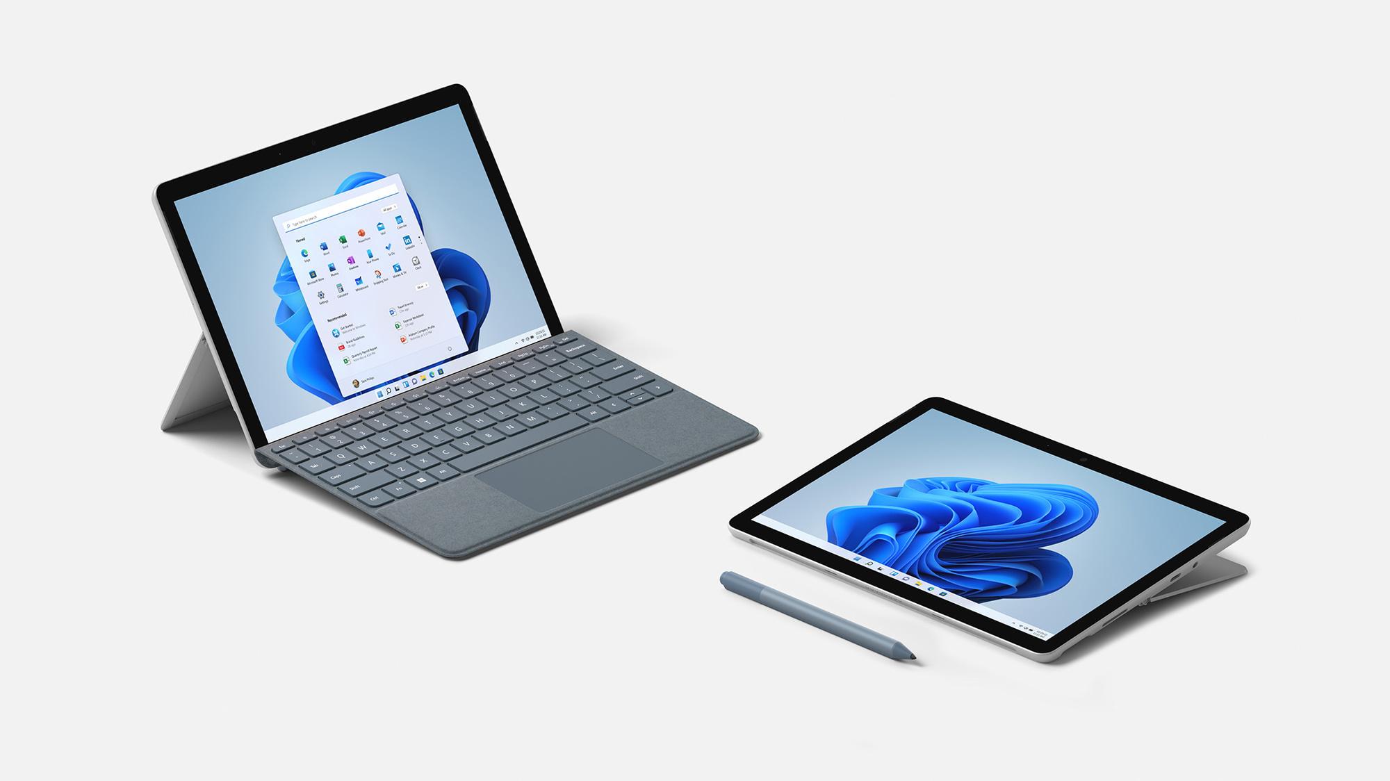 Surface Go 3, Microsoft