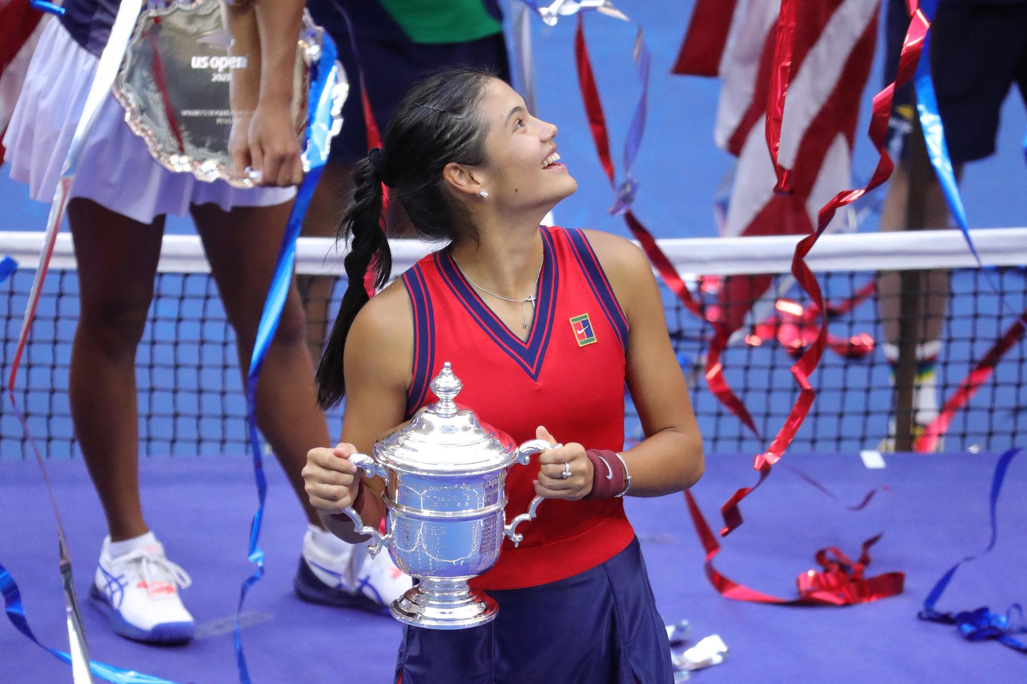 US Open: Raducanu nouveau joyau de la couronne et du tennis féminin, BELGA