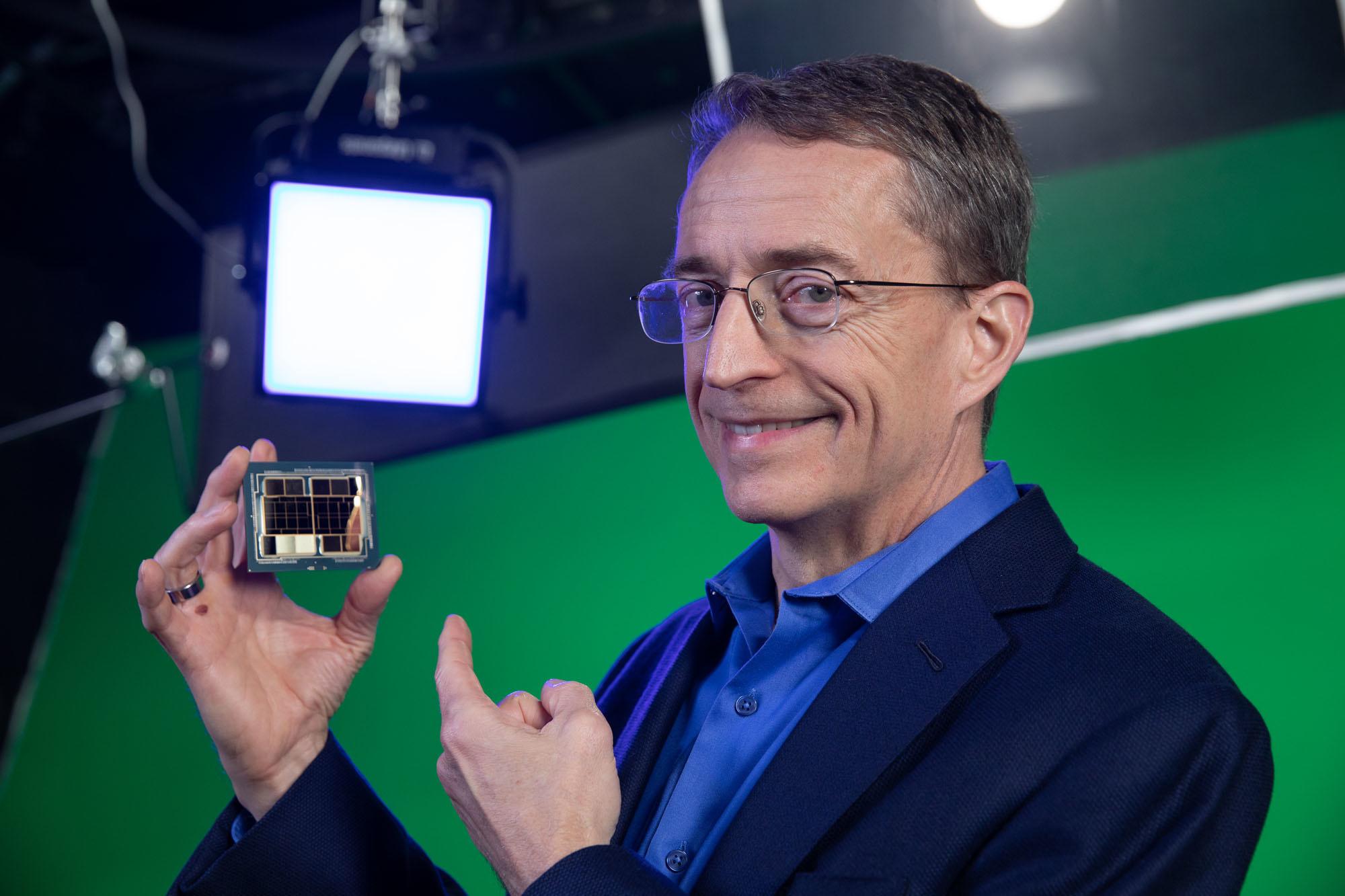 Intel CEO Pat Gelsinger, Intel