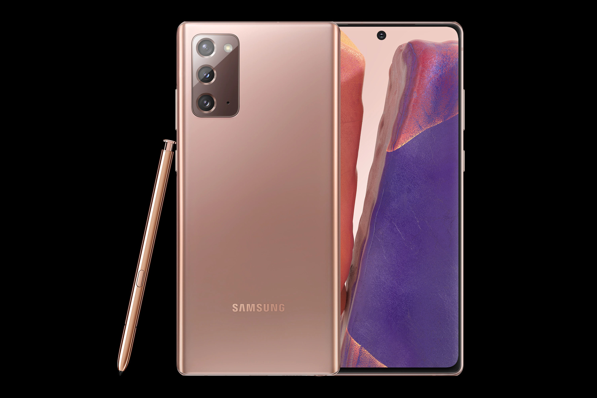 Samsung Galaxy Note 20, Samsung