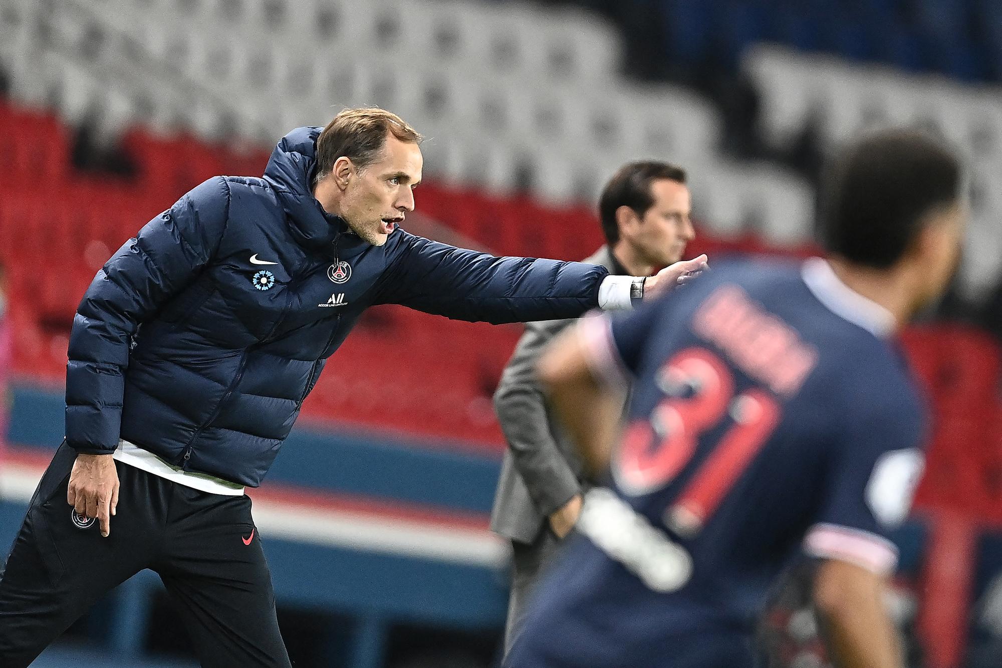 Thomas Tuchel n'est plus le coach du PSG..., /ABACAPRESS.COM (David Niviere)