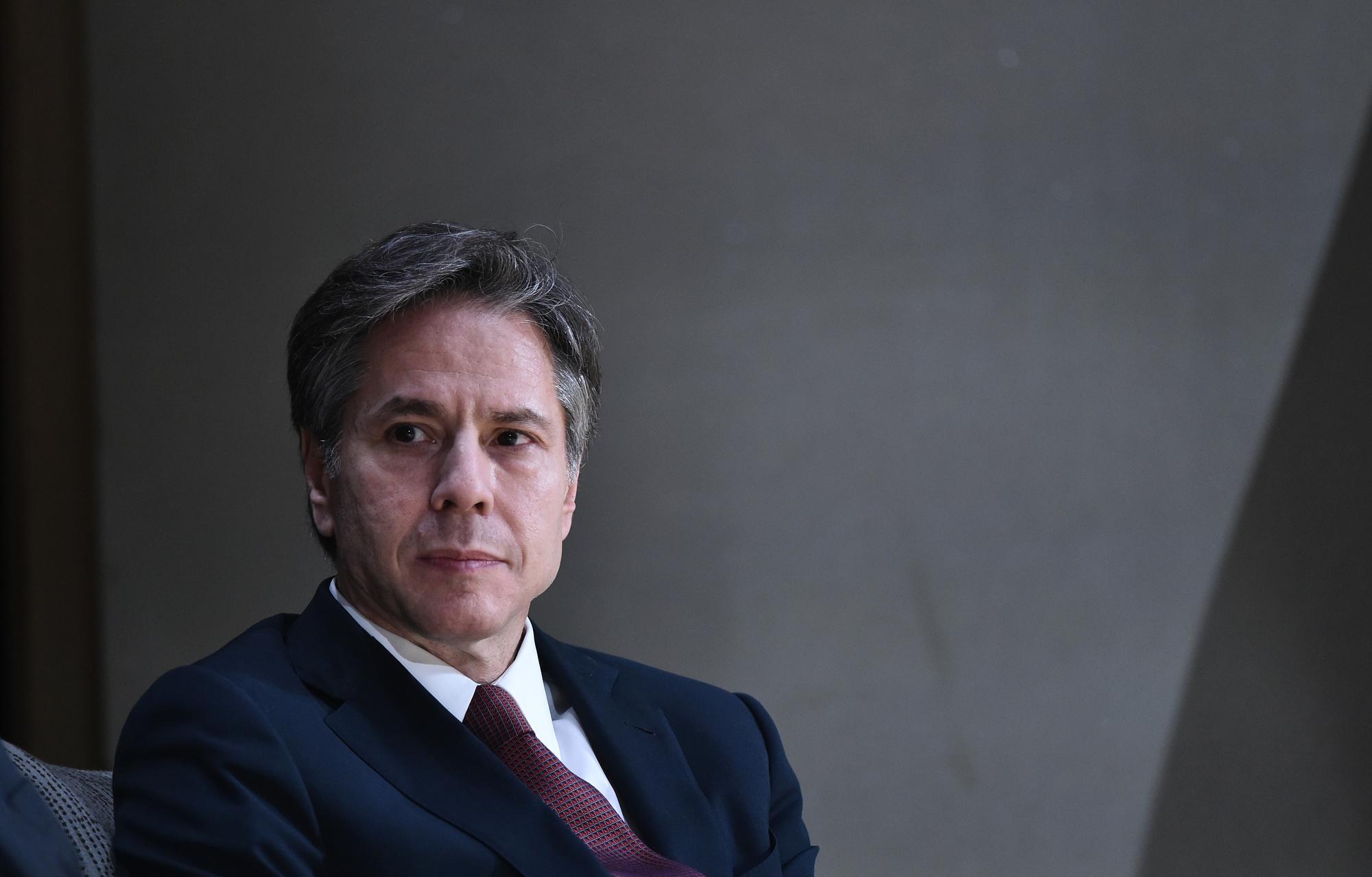 Anthony Blinken, AFP