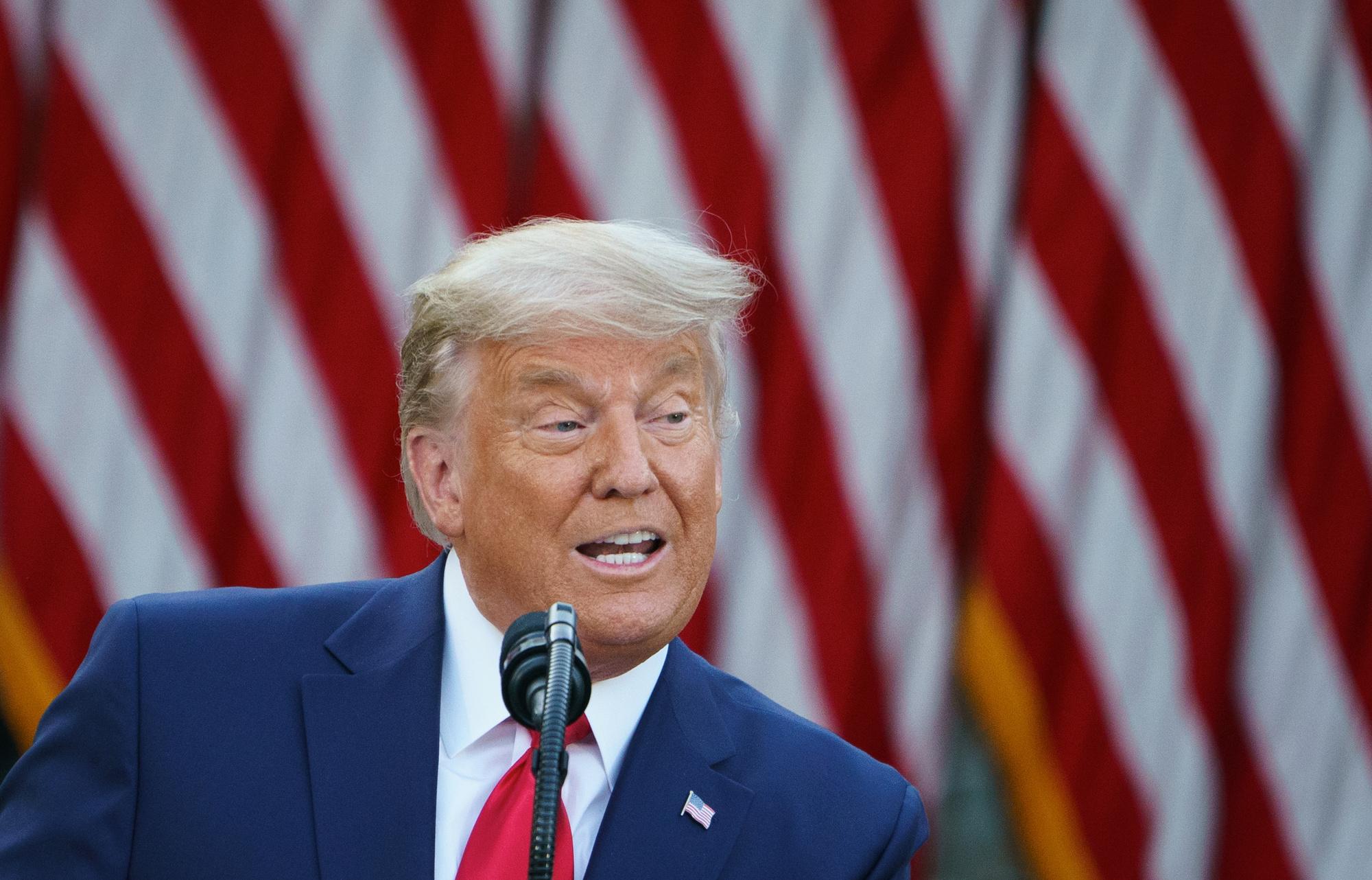 Donald Trump, AFP
