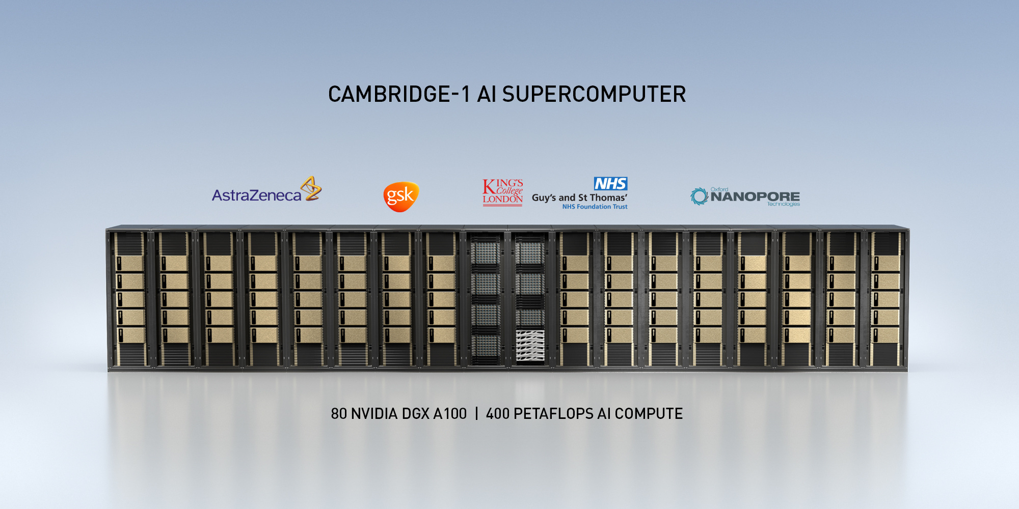 De Cambridge-1 supercomputer van Nvidia, Nvidia