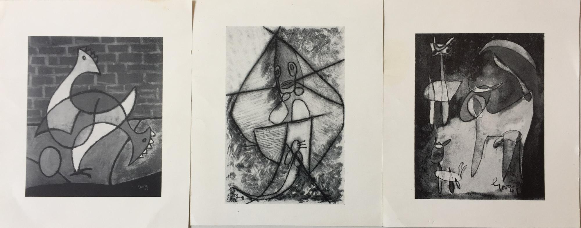 Werken van Elli Kruithof, Alain Hens