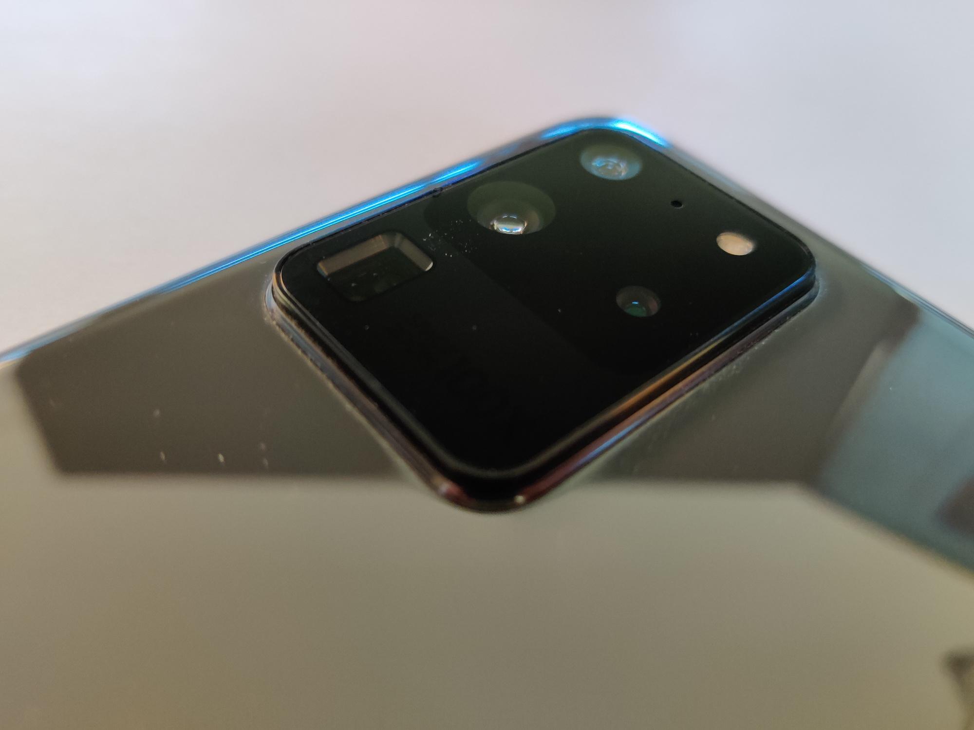 Samsung Galaxy S20 Ultra., PVL
