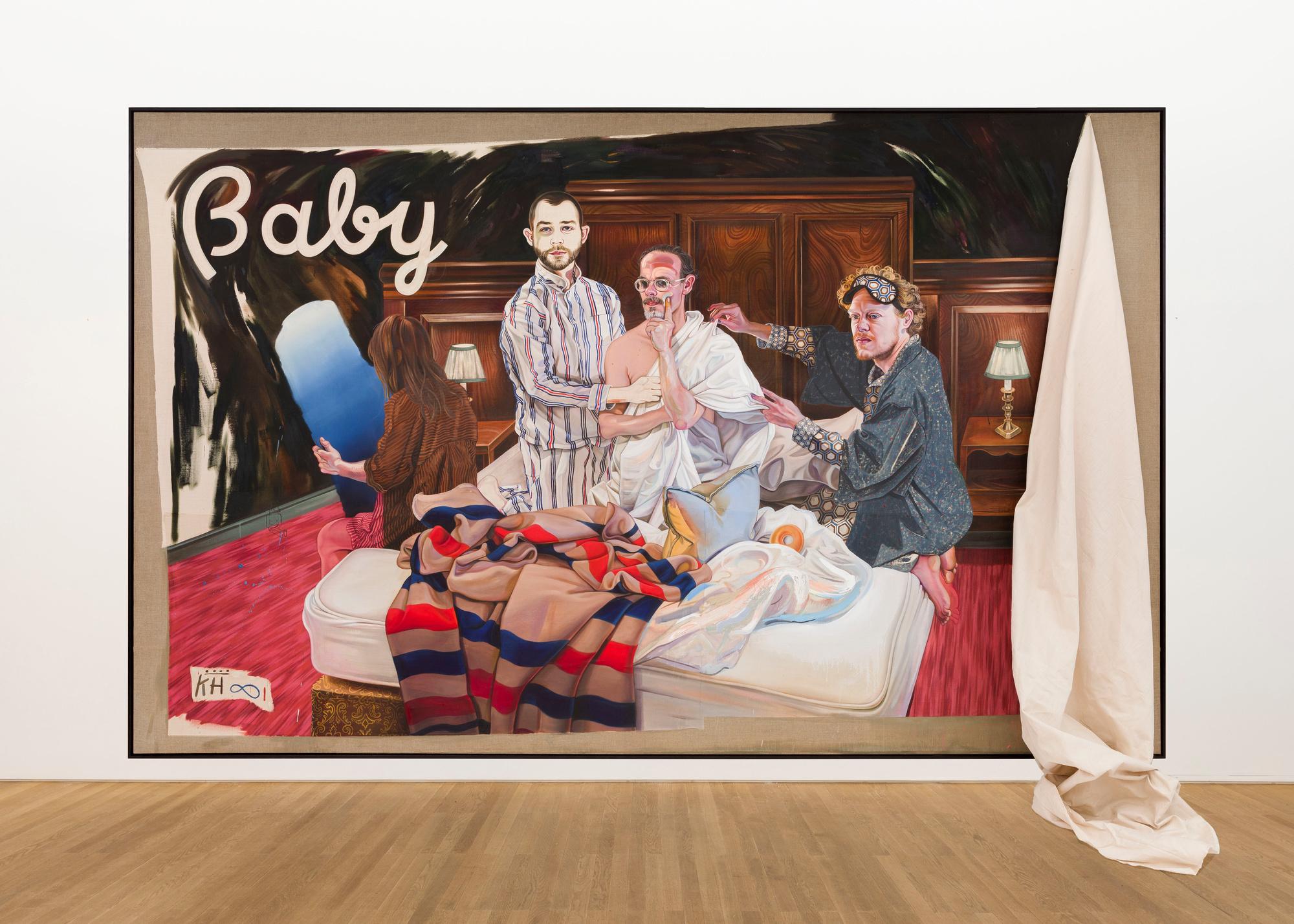 Kati Heck, Tim Van Laere Gallery