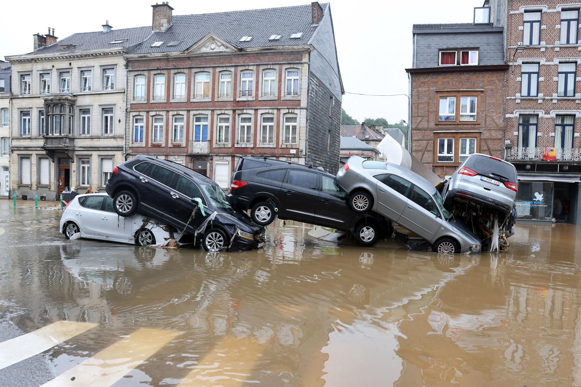Verviers, Belga