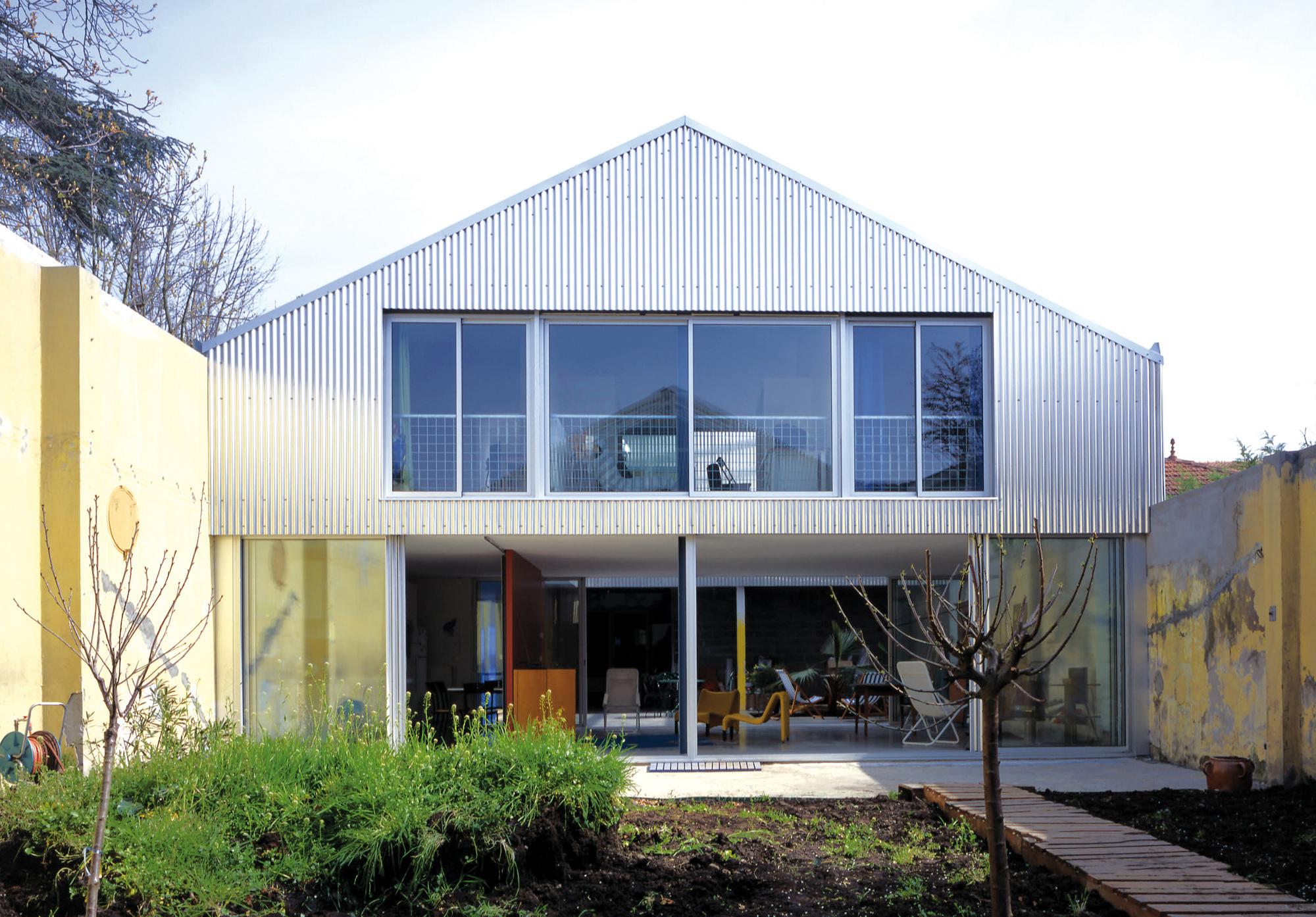 Maison particulière à Bordeaux, Philippe Ruault