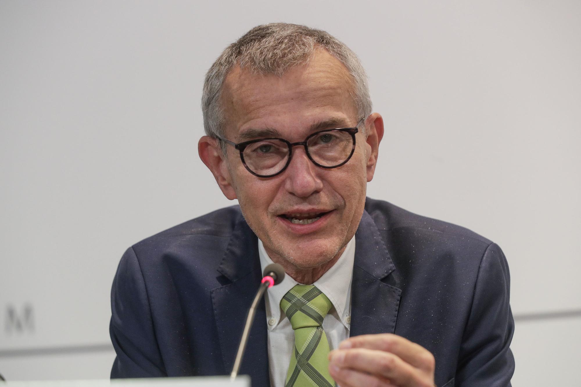 Frank Vandenbroucke na het Overlegcomité van 17 september 2021, Belga