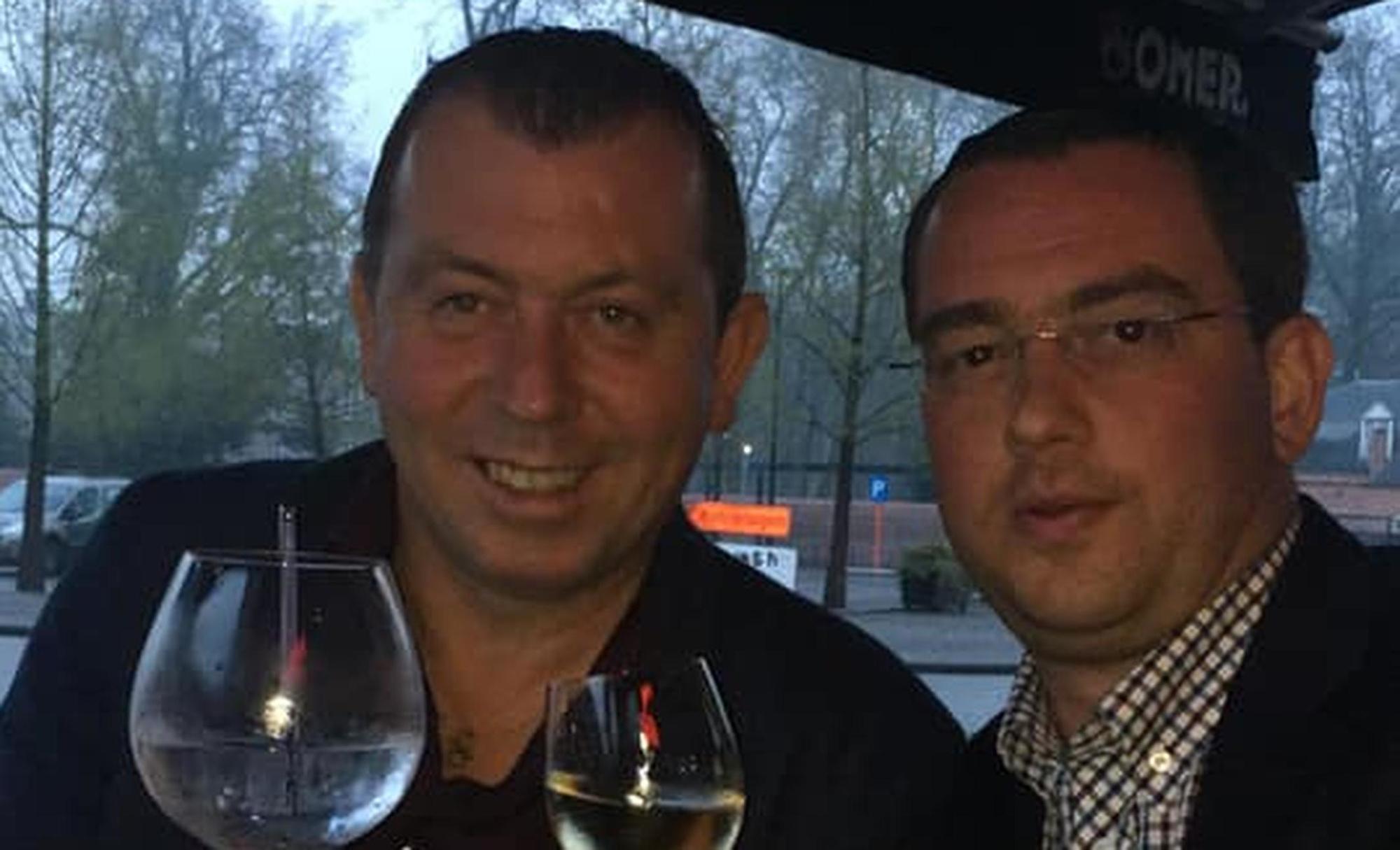 Dieter Quaegebeur en Lorenso Allaert, Facebook