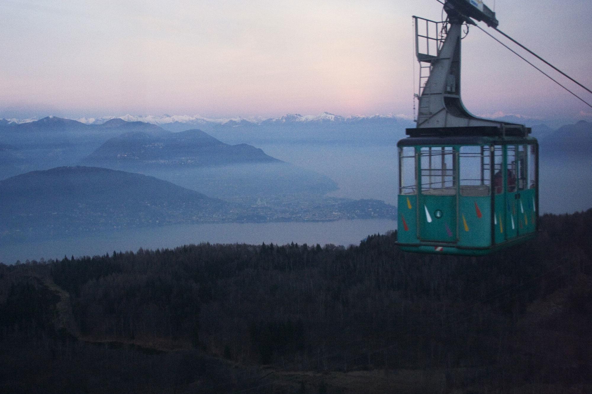Kabelbaan Stresa-Mottarone, Getty Images