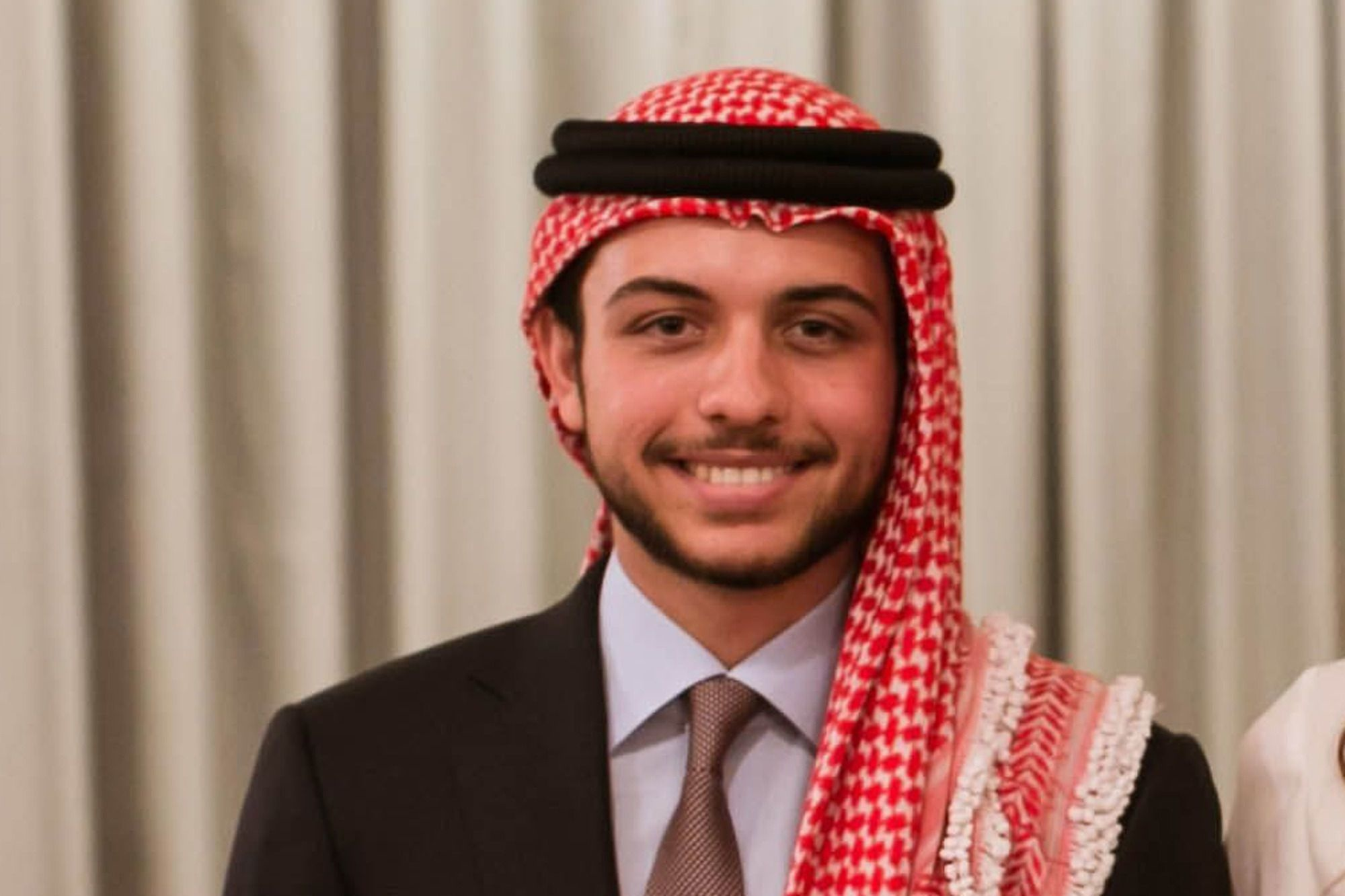 Le fils aîné du roi Abdallah II et de la reine Rania est prince héritier de Jordanie., .