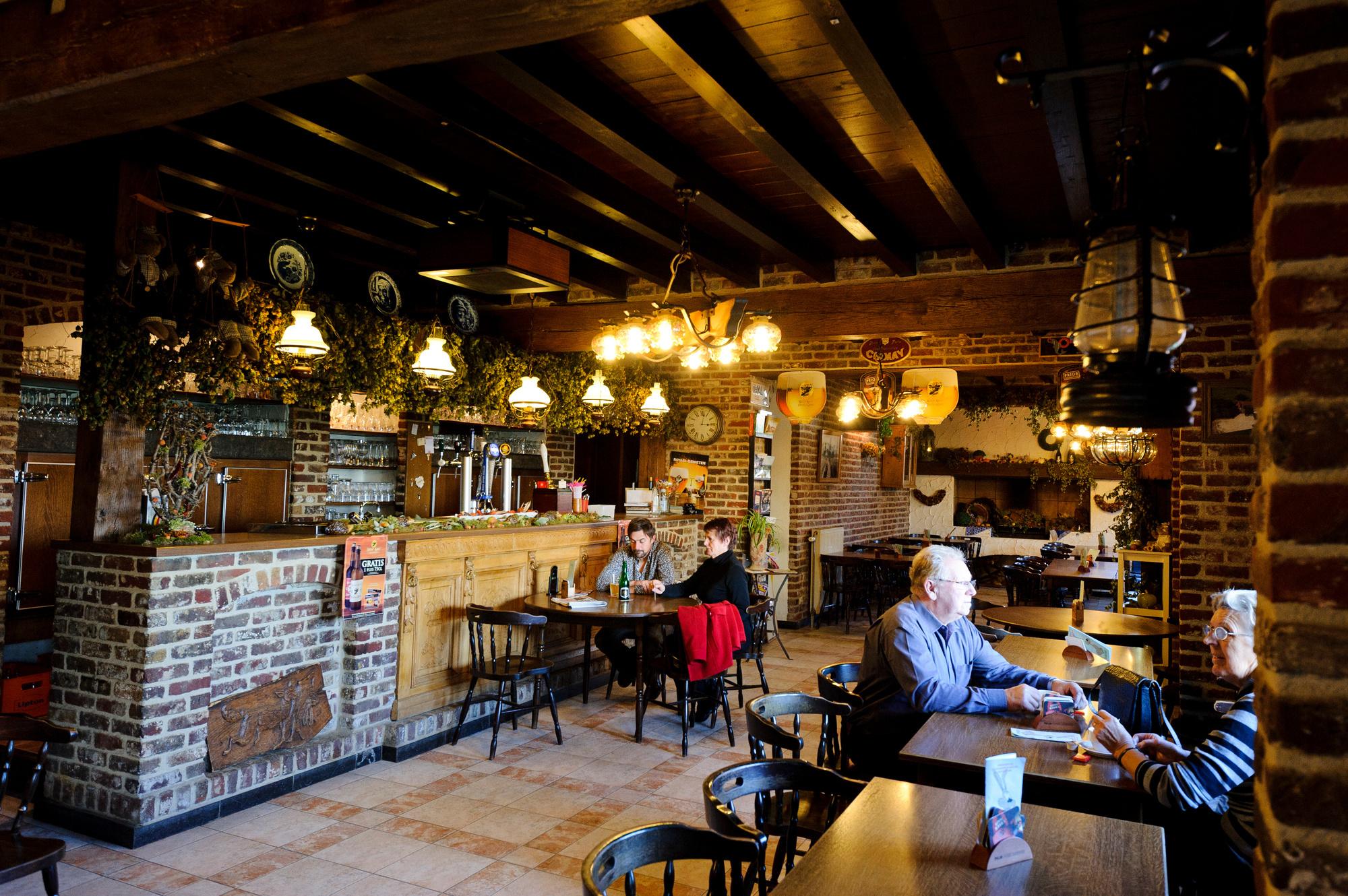 Cafe Den Haas, Lander Loeckx-Toerisme Vlaams-Brabant