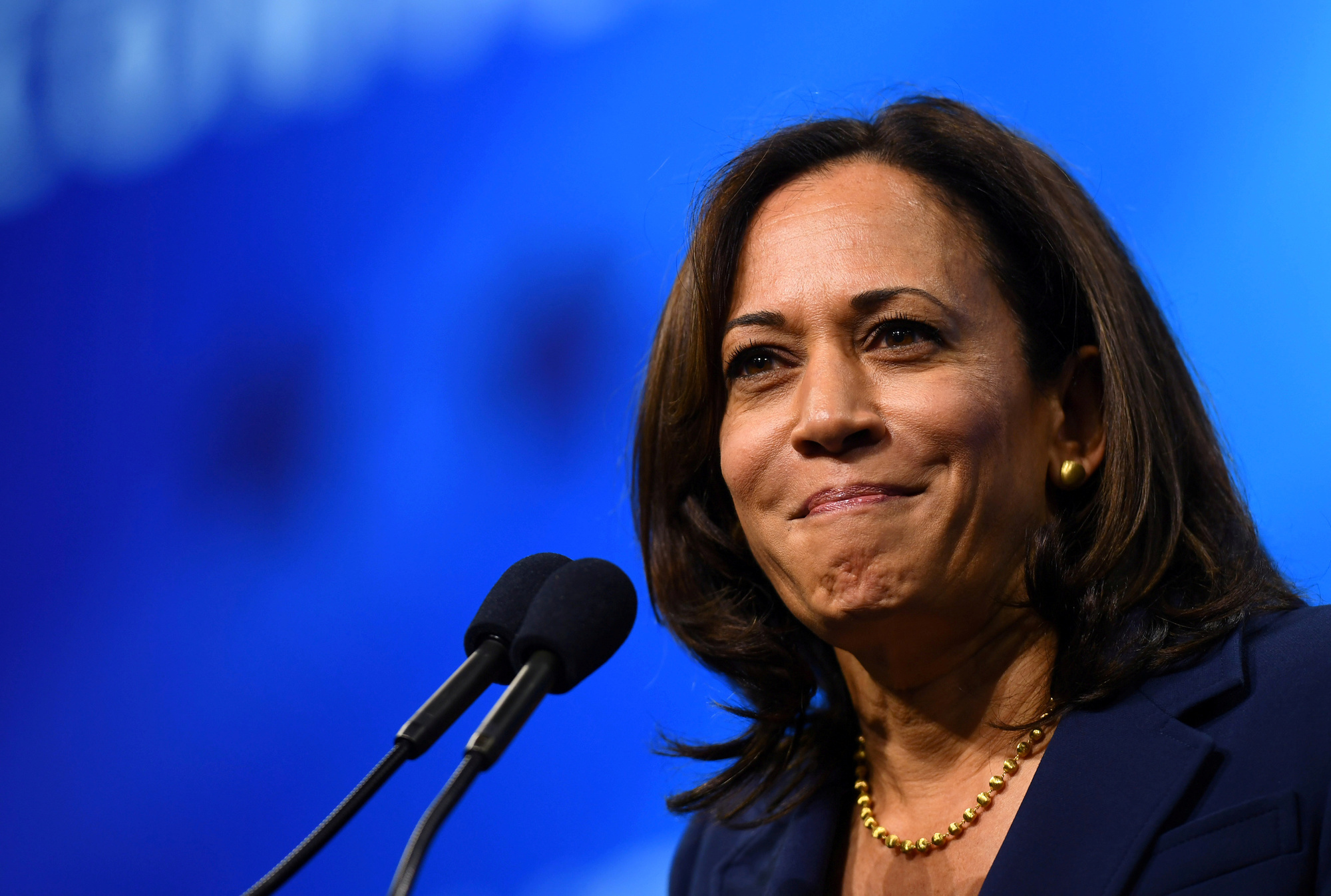 Kamala Harris, Reuters