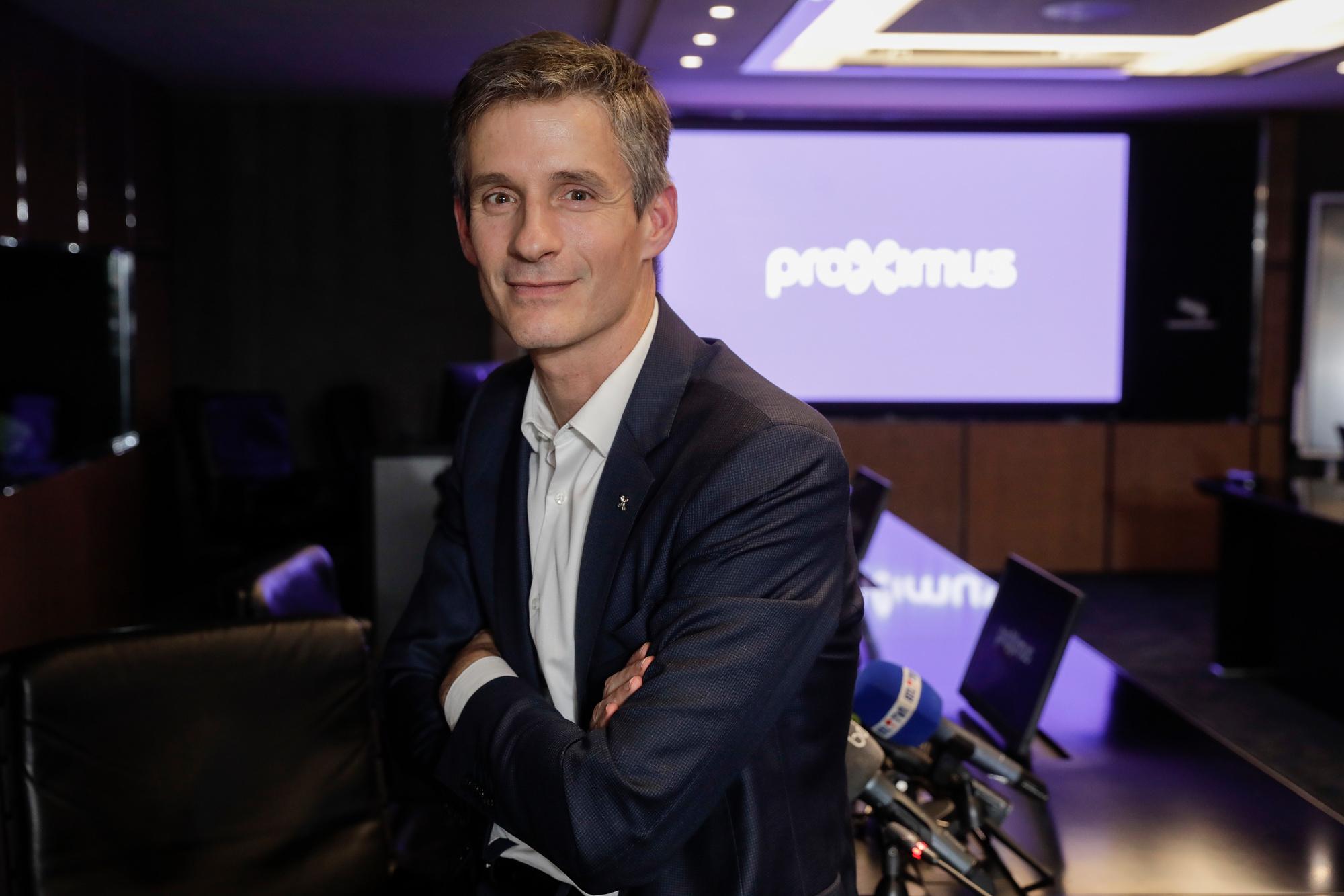 Guillaume Boutin, belgaimage