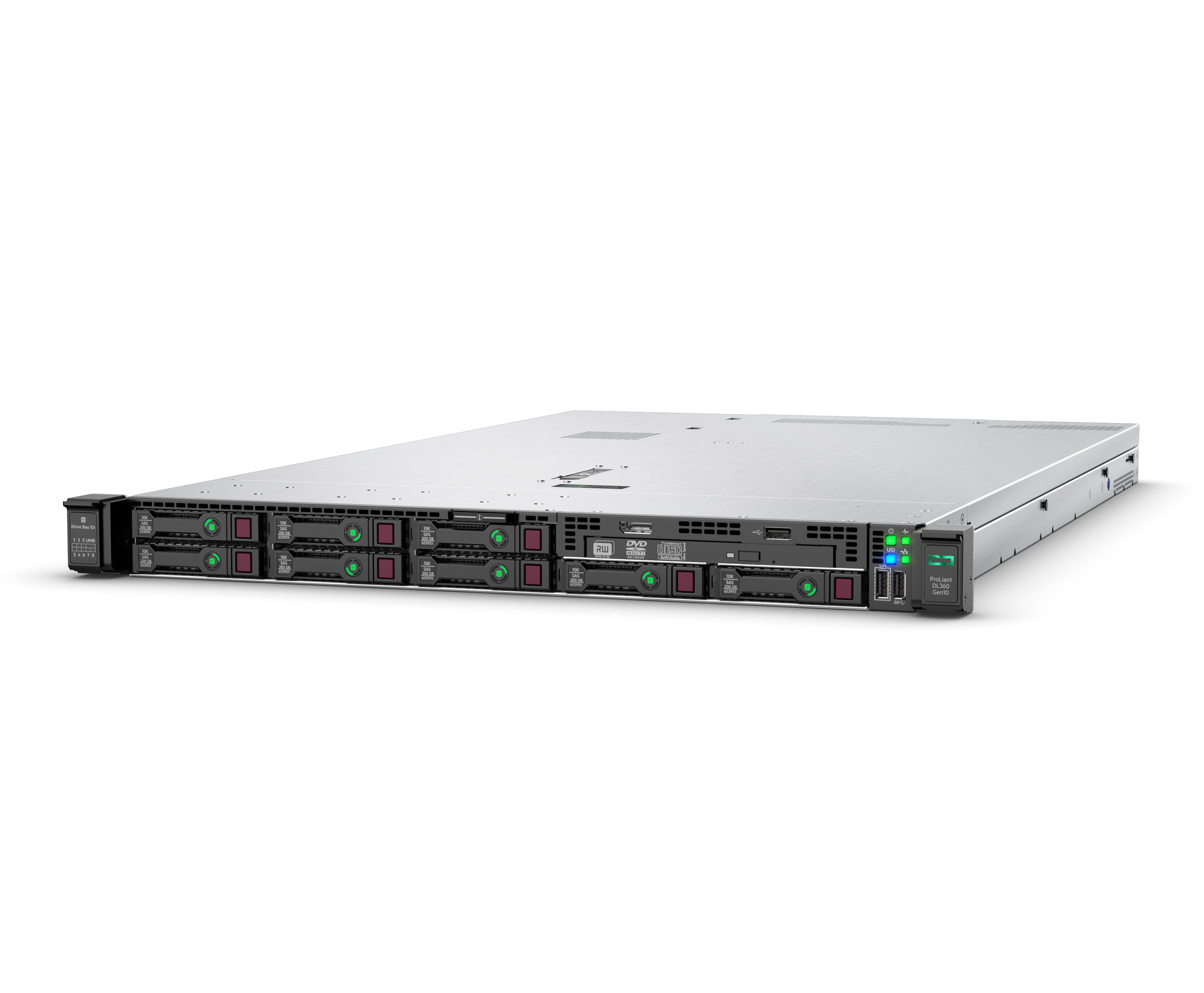 HPE ProLiant DL360, HPE