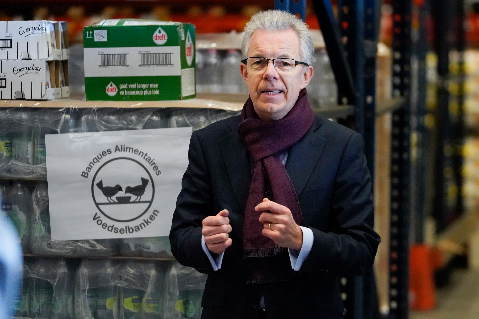 Dominique Michel, CEO de Comeos, belgaimage