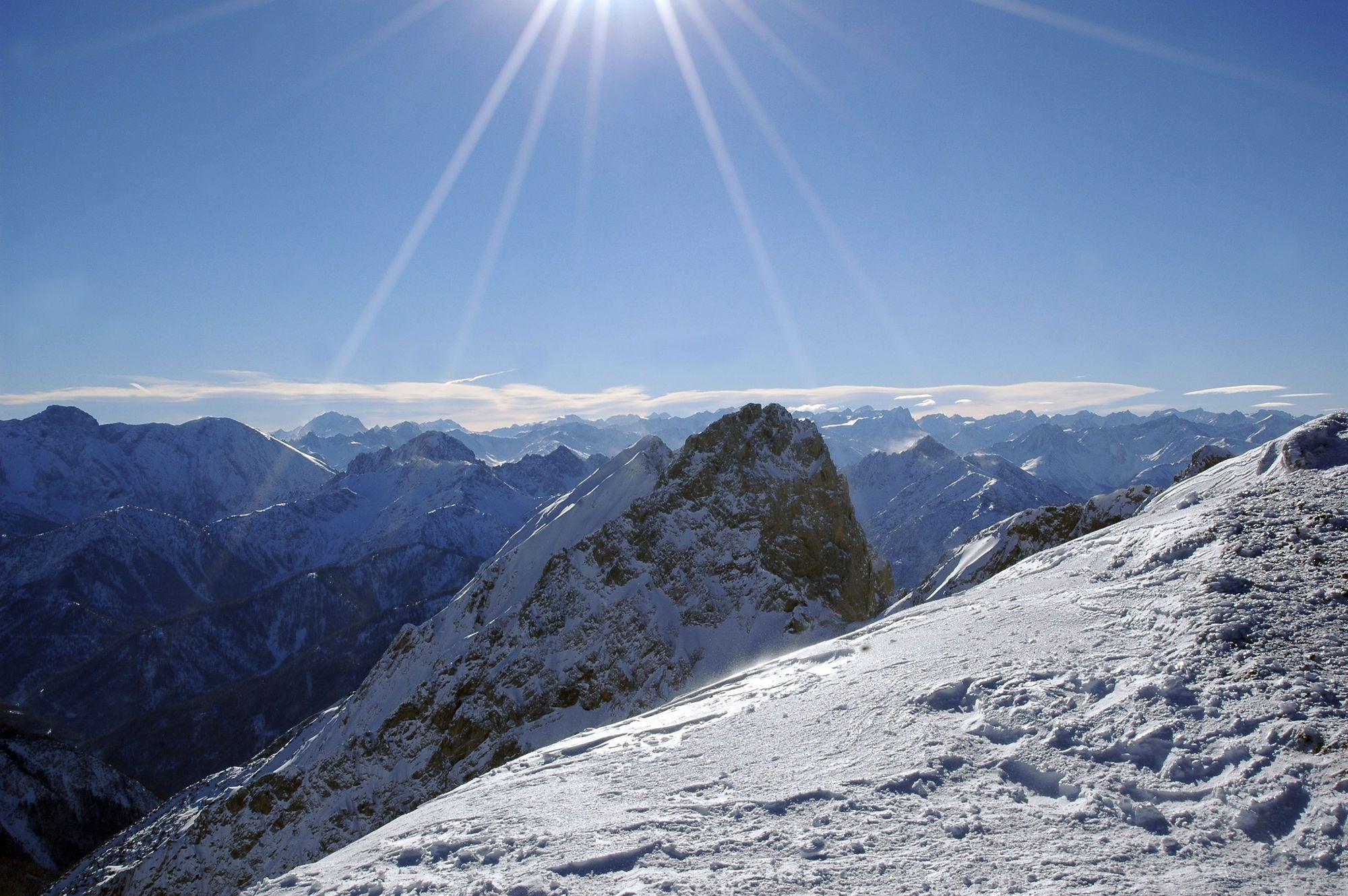Aussi belle sous le soleil que sous la neige., iStockphoto