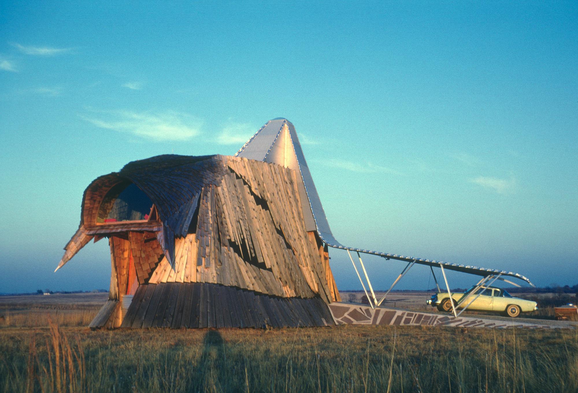 Herb Greene Prairie House, Robert Alan Bowlby