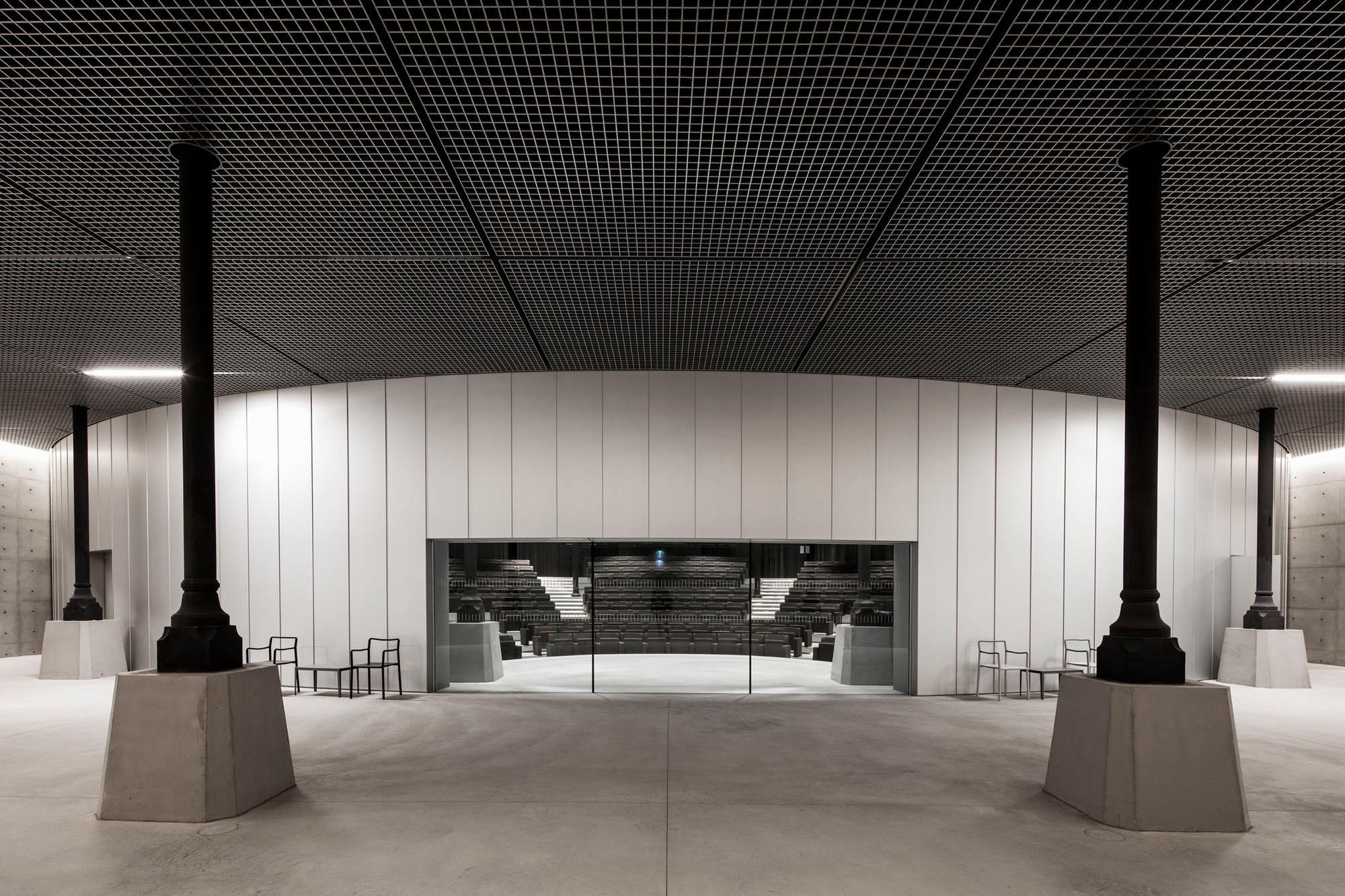 Bourse de Commerce - Pinault Collection ┬® Tadao Ando Architect & Associates, Niney et Marca Architectes., Patrick Tourneboeuf