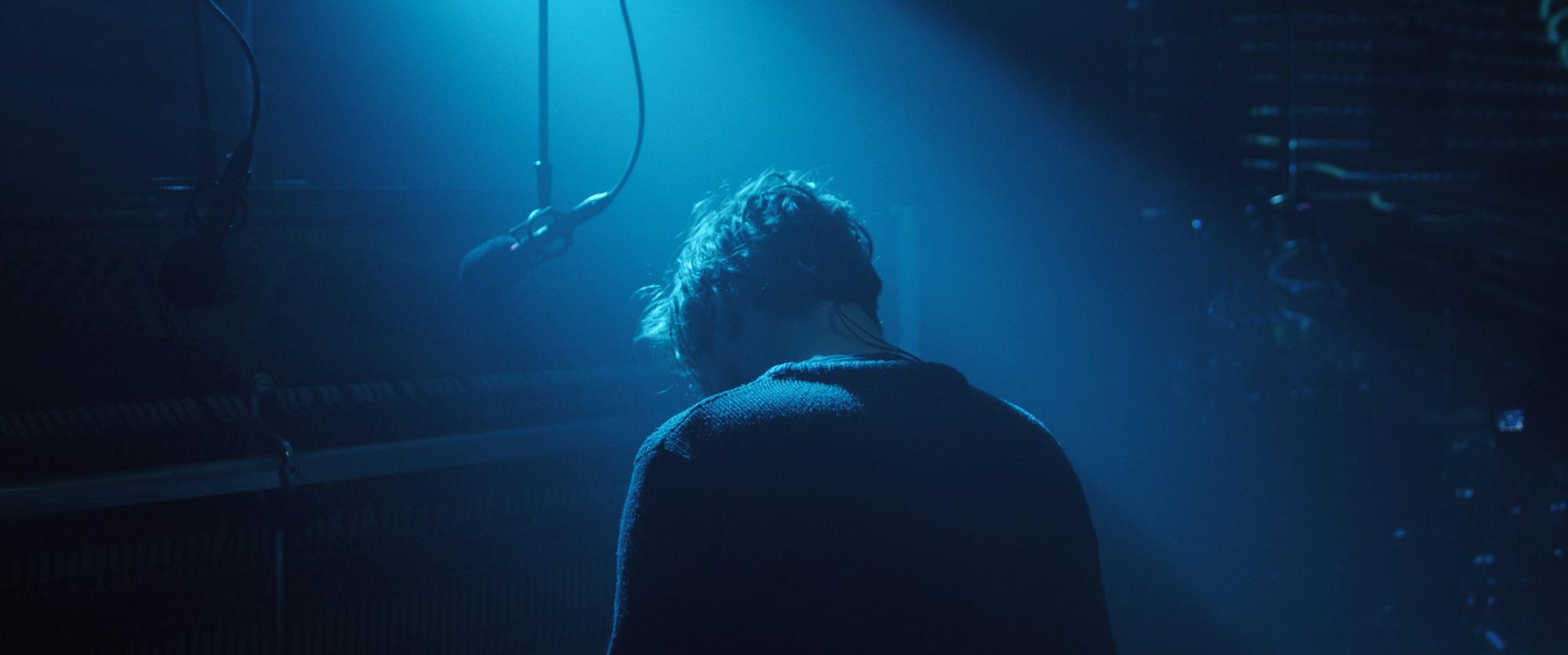 Still uit 'In Velvet', Jef Boes