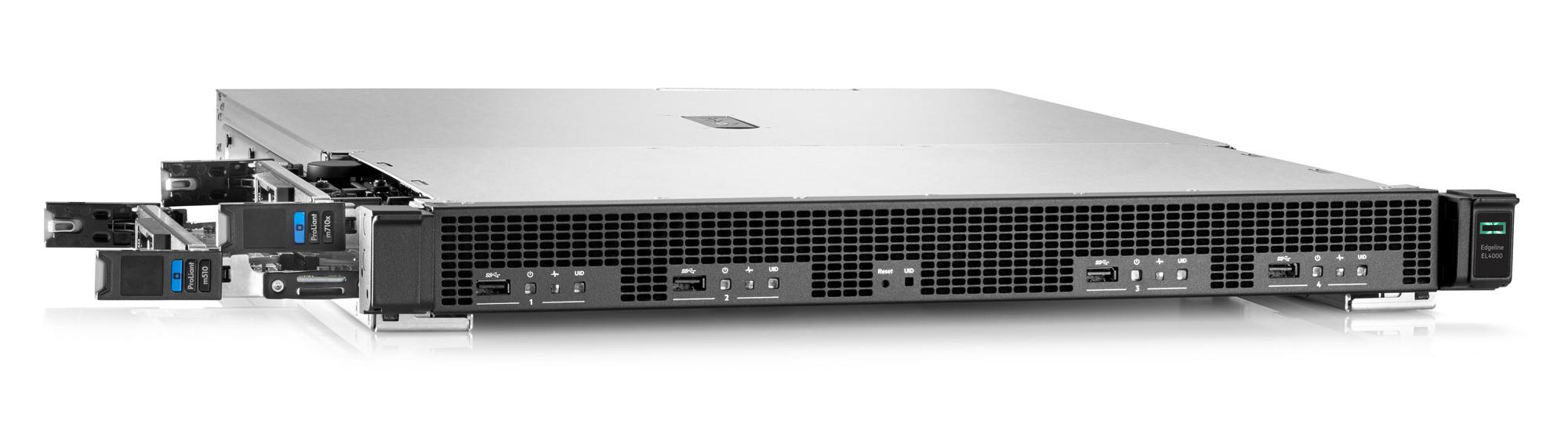HPE Edgeline EL4000 System, HPE