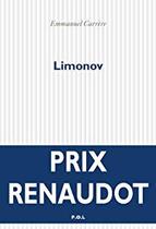 Limonov, d'Emmanuel Carrère, paru en 2011 chez P.O.L., DR