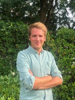 Maarten Falter, secretaris., RV